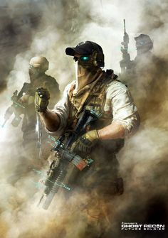 Ghost Recon Future Soldier Official Art #5 by DarkApp on deviantART