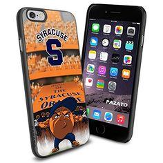iPhone 6 Print Case Cover Syracuse Orange Protector Black PAZATO® PAZATO Sport http://www.amazon.com/dp/B00OCKCLJ2/ref=cm_sw_r_pi_dp_HjQtub0QVW5DE