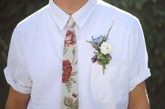 Garden Floral + Wedding party
