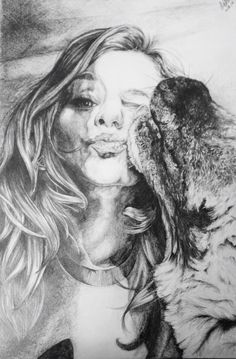 Self Portrait, using Pencil