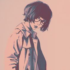 The art of Ilya Kuvshinov.More Characters here.