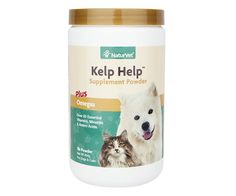 Contains over 60 essential trace minerals, vitamins and amino acids, many of which are missing from your pet's diet. Formulated with only the highest quality Norwegian Kelp, which is one of the richest sources of trace minerals in the world. Trace minerals are essential for proper food digestion and vitamin utilization. Kelp Help combines the benefits of natural Omega 3, 6 and 9 Fatty Acids for healthy skin and a glossy coat, as well as being fortified with vitamins and minerals important in…