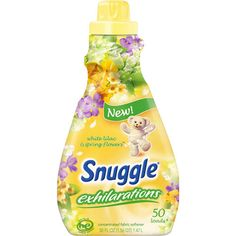 kydd37kydd37Snuggle Exhilarations Fabric Softner is on sale at Walmart. I joined the Snuggle Community for free. #SweepsEntry #TeamSnuggle http://www.walmart.com/search/?query=snuggle%20exhilarations%20liquid%20fabric%20softener&typeahead=snuggle%20exh
