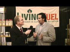 Chiropractic Economics interviews Living Fuel at the 2011 Florida Chiropractic Association National Convention and Expo in Orlando, Fla.