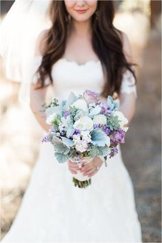 Simplistic Big Bear Romantic Bridal Shoot | Southern California Bride