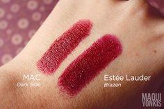 Lipsticks for Deep Winter.