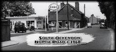 South Ockendon, North Road c.1960