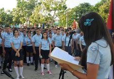 Estudiantes espirituanos repudian acciones subversivas de Estados Unidos contra Cuba - Escambray