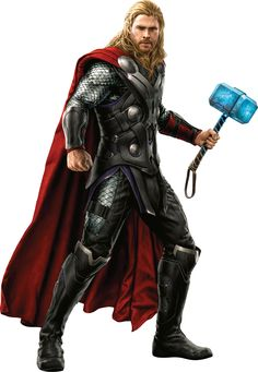 Reference image for Thor