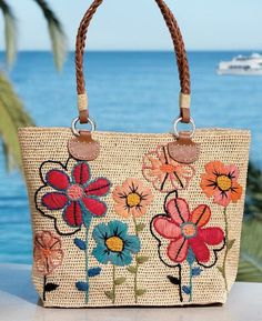Come snag this limited edition blossom tote from Brighton! Don't forget..Mother's Day is May 8!!