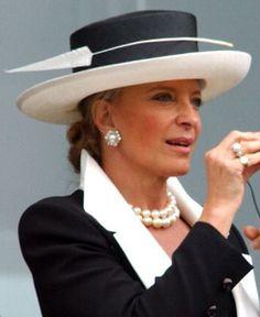 Princess Michael of Kent,  June 8, 2002| Royal Hats