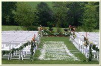 The Perfect Settings  www.theperfectsettings.com   The Perfect Settings specializes in exceeding the traditional wedding design boudaries. Our team of designers offer from traditional to over the top floral and tablescapes. We customize unique invitations, fabric draping, and staging for each event to create an experience that filla you and your guests with emotion and a memorable impression.