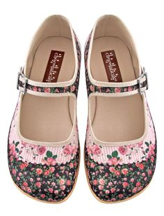 Hot Chocolate Design. Chocolaticas Pandora. US 7. Women Shoes #HotChocolateDesign #MaryJanes #Casual