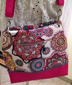Ewa aus Gobelinstoff - genäht von Martina 2016 Gucci, Shoulder Bag, Awesome, Bags, Fashion, Handmade Bags, Goblin, Knitting And Crocheting, Handbags