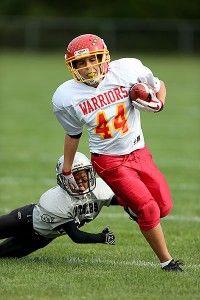 Digital Photography School » Catching The Action: Photographing Youth Sports
