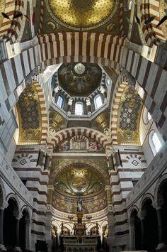 https://flic.kr/p/pDhY2A | Basilika Notre Dame de la Garde