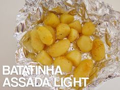 Batatinha Assada Light