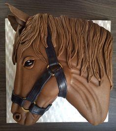 3D horsecake