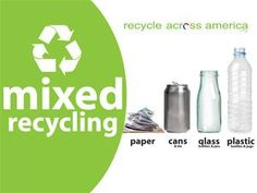 Can New Signs Bring Recycling Up to Speed?