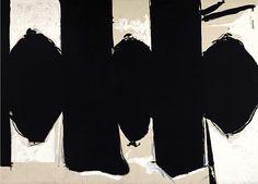 Robert Motherwell Expresionismo Abstracto EEUU