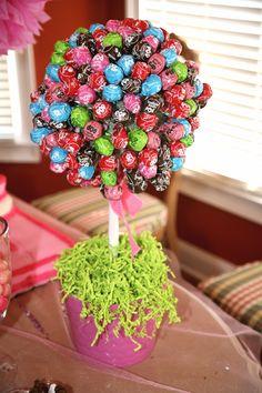 Ready to Pop Blow Pop tree