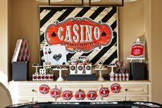 Casino Game Night Birthday Party via Kara's Party Ideas KarasPartyIdeas.com Printables, cake, decor, cupcakes, food, favors, and more! #casinogamenight #casinoparty #pokernight #casinoparty #gamenight #pokerparty (4)