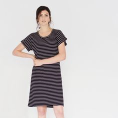Care Of favourite  Curve Tee Dress | Black Breton Stripe 100% organic cotton and made in New Zealand  . . . #organiccotton #ethicalcotton #organicclothing #ethicalclothing #organicfashion #ethicalfashion #certifiedorganic #organicbasics #ethicalbasics #ethicalcotton #nzmade #madeinnz #madeinnewzealand #newzealand #minimalist #nzfashion #buylesschoosewell #conciousconsumption #conciouslife #conciousliving #sustainablefashion #sustainableclothing #sustainablestyle #careoflabel