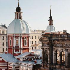 Baroque Saint Petersburg