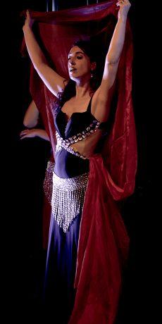 Lei ci ha fatto conoscere la #danza, la #musica sentite con il cuore...e lo fa anche ora, ogni settimana...Alessandra #Centonze e @metissart danza è dove la incontriamo!