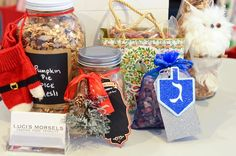 Last Minute Homemade Holiday Gifts | Luci's Morsels :: LA Food Lifestyle Blog