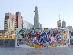 Memorial Ponto Azul - Ponta Grossa, Paraná