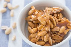 This Peanut Brittle recipe leaves out baking soda for a sweeter taste. Learn how to whip up your own with PBS Food!