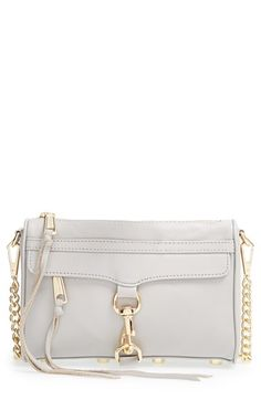 d78f42a853 Crossbody bags are a MUST for travelling-that way you can walk hands free  while carrying your Passport and Plane Ticket-Rebecca Minkoff  Mini MAC  ...