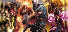Imágen de portada de Marvel Legacy #1