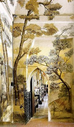 Elegant Wall Painting Ideas For Your Beloved Home (50)