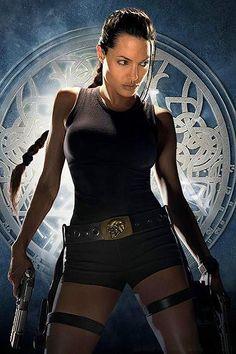 Lara croft erotic stories superheroine