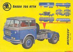 Skoda706rttn Vintage Advertisements, Vintage Ads, Old Lorries, Volkswagen Group, Truck Art, Car Advertising, Old Trucks, Cars And Motorcycles, Cool Cars