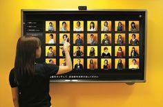 「FaceTouch」と紫舟+チームラボ「世界はこんなにもやさしく、うつくしい(成田国際空港展示作品)」が デジタルサイネージアワード2013を受賞!! - Infoseek ニュース