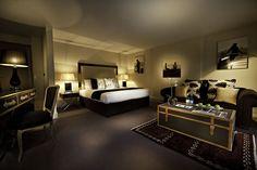 luxury hotel rooms | Luxury Guernsey Hotels - Bellaluce Hotel, Restaurant & Spa