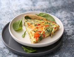 Sunn og grov pai til liten og stor:  Oppskrift bunn:  50 g smør  1 dl vann  70 g havremel  120-150 g speltmel til du får en passe deig    Elt alt sammen og klem utover i en form, forstek på 200 grader i 12-15 minutter.    Fyll:  5 egg  1 dl melk  et par never spinat  1/2 paprika  2 ss fetaost-terninger  en håndfull revet gulost  salt, pepper og oregano Avocado Toast, Quiche, A Food, Nom Nom, Bacon, Food Porn, Breakfast, Lifestyle, Pai