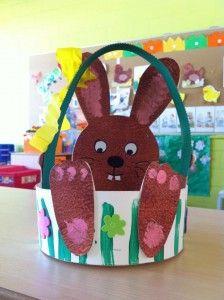 #Easter basket