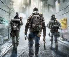 The Division - PS4, Xbox One & PC - http://www.jeuxvideo.org/2016/03/the-division-ps4-xbox-one-pc/