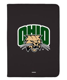 Look what I found on #zulily! Coveroo Ohio Bobcats Cover for iPad Air by Coveroo #zulilyfinds