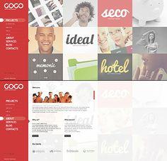 Gogo Design WordPress Themes by Cowboy