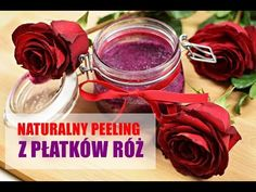 DIY Peeling różany domowej roboty - YouTube Spa, Relax, Cosmetics, Vegetables, Health, Handmade, Food, Beauty Products, Health Care