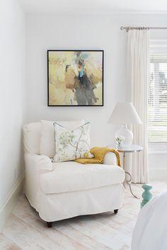 bedroom sitting area | Lischkoff Design Planning