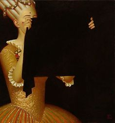 Hole 2009, 85x85, oil on canvas #AndreyRemnev #painting