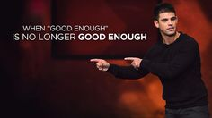 """When """"Good Enough"""" Is No Longer Good Enough by Elevation Media"""