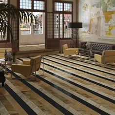 Stunning Parquet Tiles Inspired by Original designs, this stunning collection of porcelain parquet tiles require no sealing, sanding or maintenance. Parquet Tiles, Parquet Flooring, Bathroom Flooring, Encaustic Tile, Tile Patterns, Porcelain Tile, Home Interior, Patio, The Originals