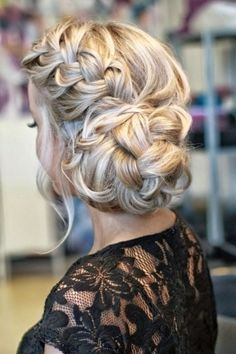 Updo Wedding Hairstyles Images